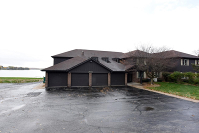 2533 E Lakeshore Drive, Crown Point, IN 46307 - MLS#: 445356