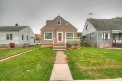7338 Van Buren Avenue, Hammond, IN 46324 - #: 445387