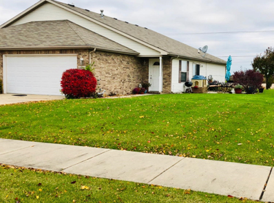 4400 W 91st Place, Merrillville, IN 46410 - #: 446034