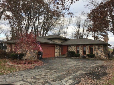 4344 N Lakeshore Drive, Crown Point, IN 46307 - MLS#: 446379