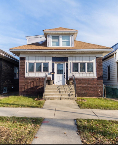 4829 Grasselli Street, East Chicago, IN 46312 - #: 446380
