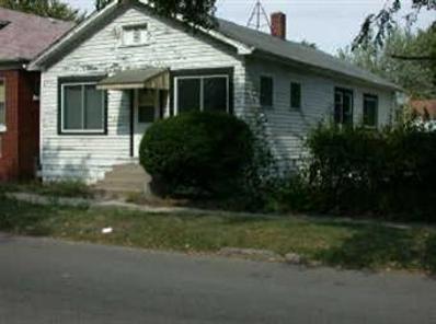 204 W 41st Avenue, Gary, IN 46408 - MLS#: 446602