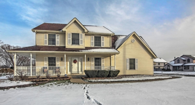 9601 Buchanan Street, Crown Point, IN 46307 - MLS#: 446675
