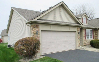 1284 Ridge Field Run, Schererville, IN 46375 - MLS#: 446746