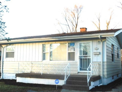 1216 E 36th Place, Gary, IN 46409 - MLS#: 447169