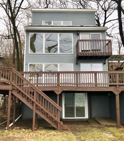 8331 N Lake Shore Drive, Cedar Lake, IN 46303 - MLS#: 447518