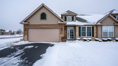 844 Flagstone Drive, Dyer, IN 46311 - MLS#: 447793