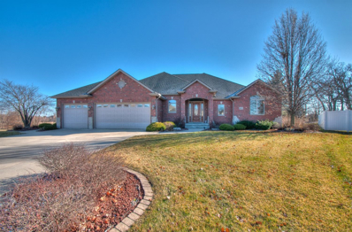 10055 Clark Place, Crown Point, IN 46307 - MLS#: 447821