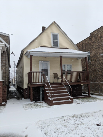 520 W 143rd Street, East Chicago, IN 46312 - MLS#: 448164
