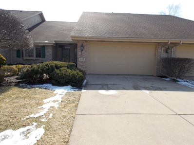 517 Pinehurst Lane, Schererville, IN 46375 - MLS#: 448245