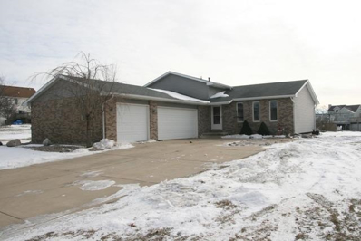 634 W Old Faithful Drive, Hebron, IN 46341 - MLS#: 448462