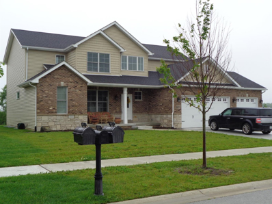 9827 Garden Way, St. John, IN 46373 - MLS#: 448594