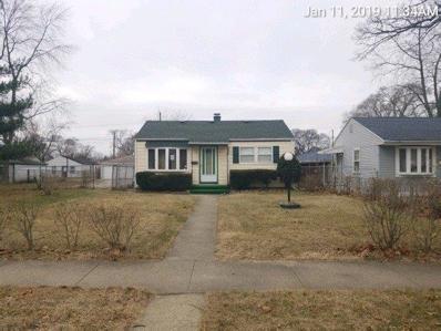 706 Matthews Street, Gary, IN 46406 - MLS#: 449204