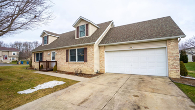 12341 Brookside Drive, Crown Point, IN 46307 - MLS#: 449252