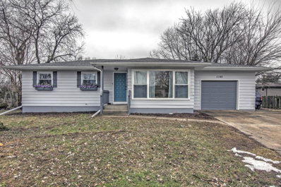 1142 W 72nd Lane, Merrillville, IN 46410 - MLS#: 449333