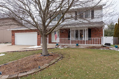 334 Persimmon Drive, Schererville, IN 46375 - MLS#: 449532