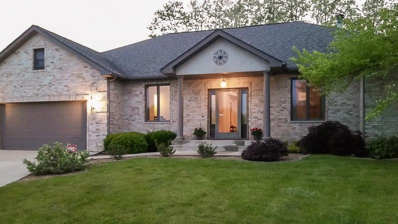 1195 Rain Tree Court, Crown Point, IN 46307 - MLS#: 449570