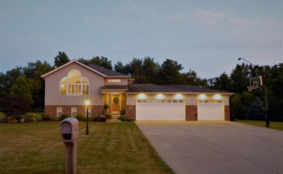 606 W Old Faithful Drive, Hebron, IN 46341 - MLS#: 450230