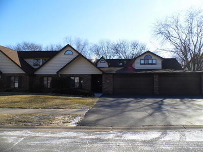 2029 Dorchester Lane UNIT # 1, Schererville, IN 46375 - MLS#: 450366