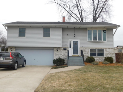 609 E Pine Place, Griffith, IN 46319 - MLS#: 450749