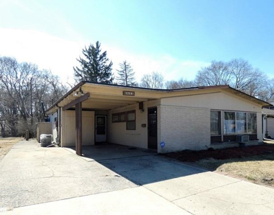 6813 Ash Place, Gary, IN 46403 - #: 451060