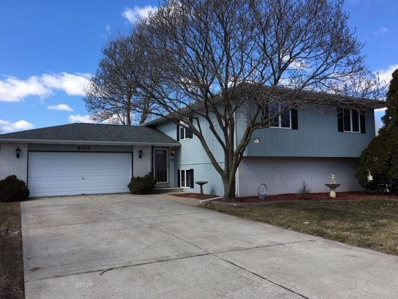 402 N Wright Street, Griffith, IN 46319 - MLS#: 451113