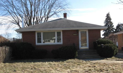 2448 Wicker Avenue, Highland, IN 46322 - MLS#: 451140