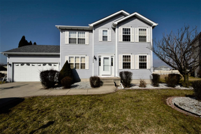 2504 Ticonderoga Street, Schererville, IN 46375 - MLS#: 451153