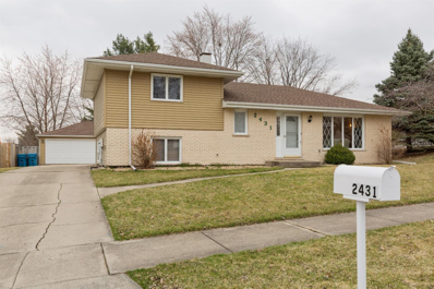 2431 Hickory Drive, Dyer, IN 46311 - MLS#: 452378