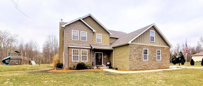 10590 E Whispering Woods Drive, DeMotte, IN 46310 - MLS#: 452396