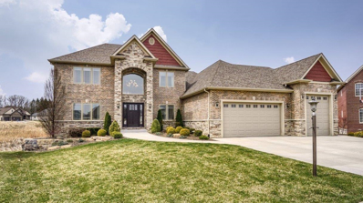 7417 Nature View Drive, Schererville, IN 46375 - MLS#: 452506