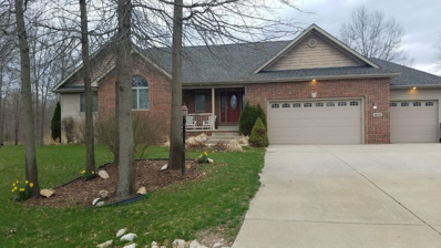 6648 N Whispering Woods Drive, DeMotte, IN 46310 - MLS#: 453036