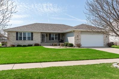 5701 Prairie Rose Drive, Schererville, IN 46375 - MLS#: 453038