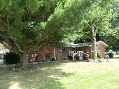 201 Sheridan Avenue, North Judson, IN 46366 - #: 453063