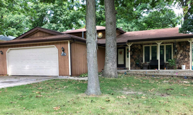 4336 N Lakeshore Drive, Crown Point, IN 46307 - MLS#: 453120