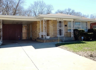 6741 Ash Place, Gary, IN 46403 - MLS#: 453328