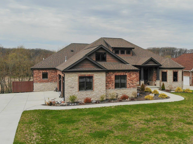 12926 Baker Court, Crown Point, IN 46307 - #: 453364