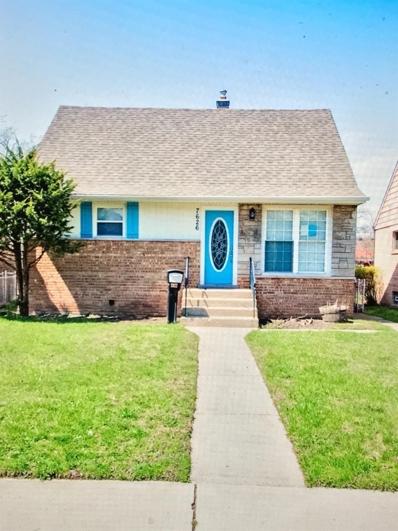 7626 Jarnecke Avenue, Hammond, IN 46324 - MLS#: 453611