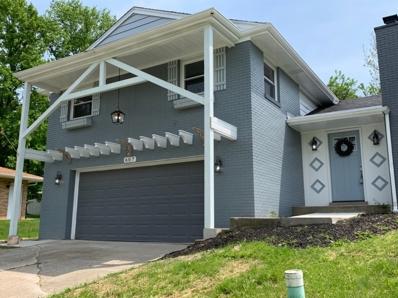 607 E 78th Place UNIT # 3, Merrillville, IN 46410 - MLS#: 453949