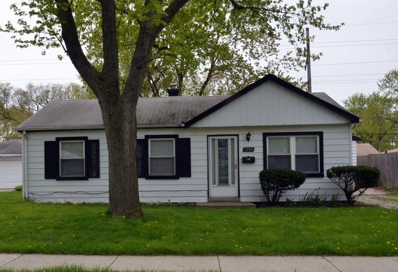 7724 S Walnut Avenue, Hammond, IN 46324 - MLS#: 454363