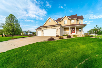 809 Westwind Drive, Valparaiso, IN 46385 - MLS#: 454580
