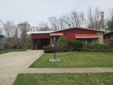 6812 Ash Place, Gary, IN 46403 - MLS#: 454835