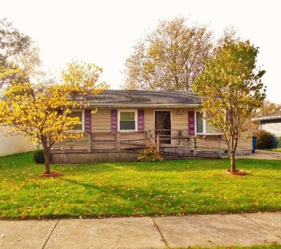 642 N Colfax Street, Griffith, IN 46319 - MLS#: 454942