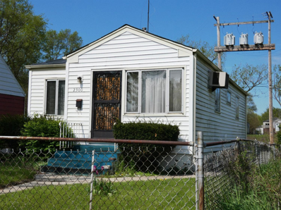 2300 Polk Street, Gary, IN 46407 - MLS#: 454982