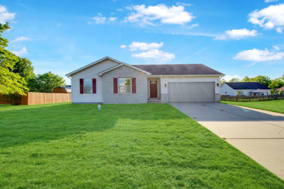 566 N Fox Burrow Court, Valparaiso, IN 46385 - MLS#: 455594