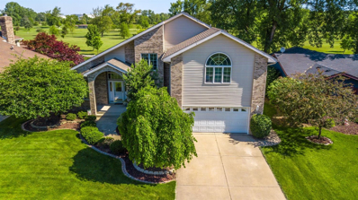 248 Golfview Drive, Schererville, IN 46375 - MLS#: 456647