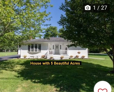 400 W 10th Street, Hobart, IN 46342 - MLS#: 456754