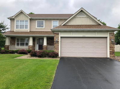 1318 Golden Leaf Lane, Schererville, IN 46375 - MLS#: 456993