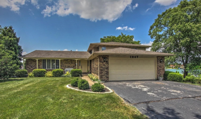 1847 Forest Lane, Crown Point, IN 46307 - #: 457019