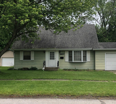 1367 S Illinois Street, Hobart, IN 46342 - MLS#: 457324